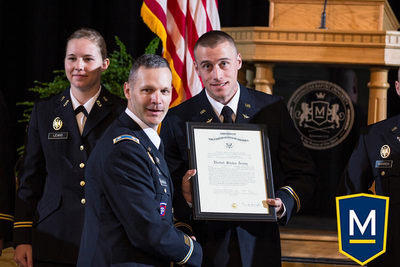 ROTC Commissioning TM 14