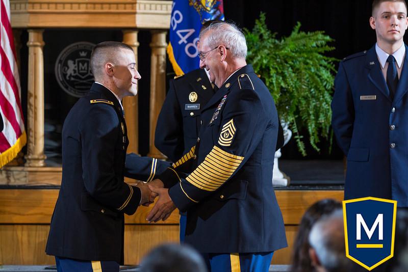 ROTC Commissioning TM 39
