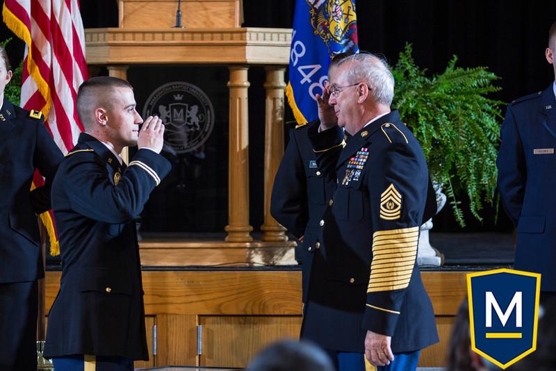 ROTC Commissioning TM 38