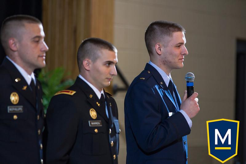 ROTC Commissioning TM 32