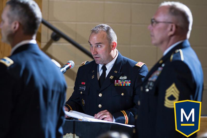 ROTC Commissioning TM 10