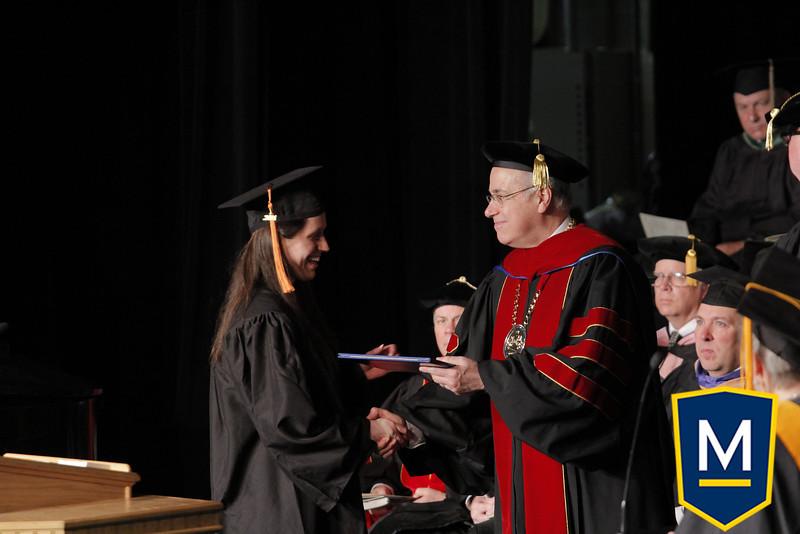 Graduation Convocation Dipolma NB 154