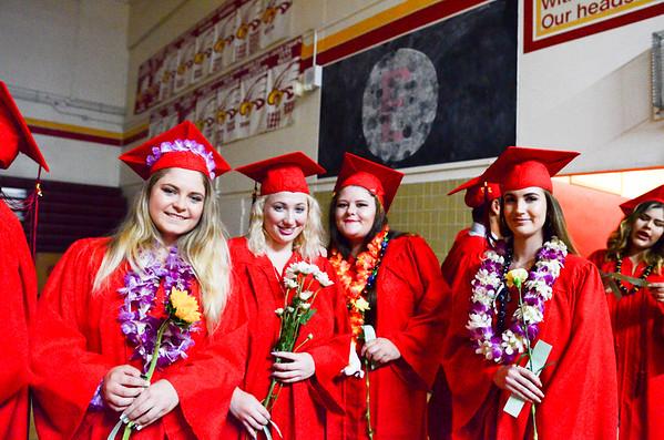 2017 Back Bay High School Graduation