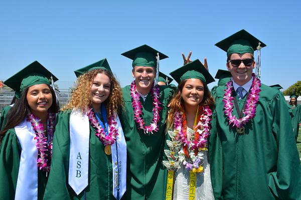 2017 Costa Mesa High School Graduation