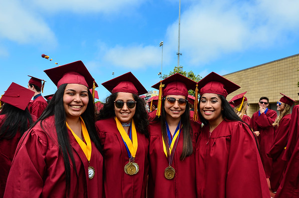 2017 Estancia High School Graduation