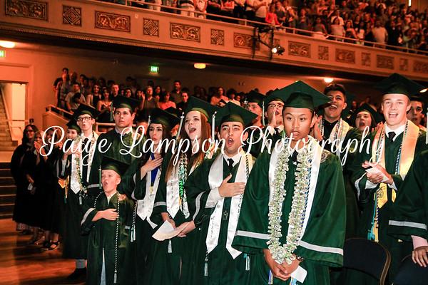Liberty Ranch Graduation 2017