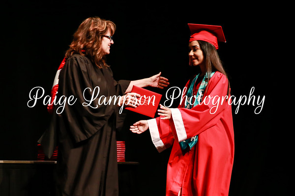 Galt High School Graduation 2018