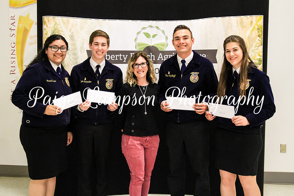 Liberty FFA Awards