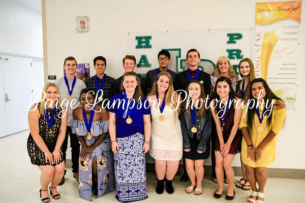 Liberty Ranch Awards 2018