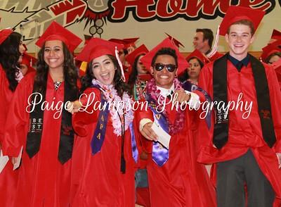 Galt High School 2014