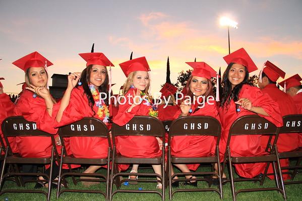 2013 Past Graduations