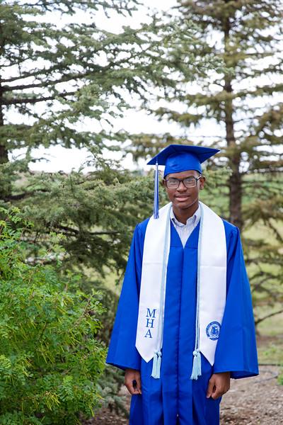 MHA Graduation 2020-10