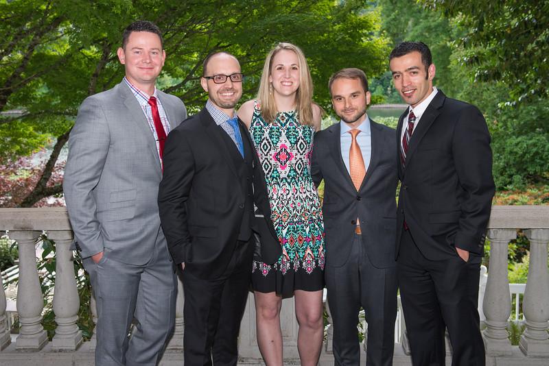 Orthopedics Resident Graduation Ceremony - 2016
