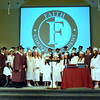 Debby High — For Montgomery Media<br /> Faith Christian Academy holds the graduation ceremony for the Class of 2015 Friday, May 29.