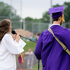 "Caroline Morris and Patrick Beissel perform a cover of ""Home"" by Phil Phillips as Upper Moreland High School holds its graduation ceremony for the Class of 2015 on Monday, June 8, 2015. Amanda Nolan - For Montgomery Media"
