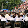 Neshaminy High School holds its graduation ceremony for the Class of 2015 at the school on Wednesday, June 10, 2015. Alexis Primavera - For Bucks Local News