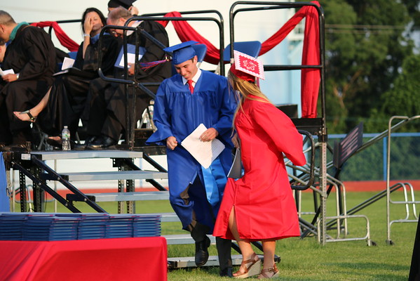 06_10_15 Neshaminy High School graduation 2015