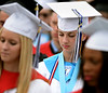 William Tennent High School graduates the Class of 2015.<br /> Bob Raines--Montgomery Media