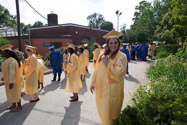 06_19_15 Saul High School graduation 2015