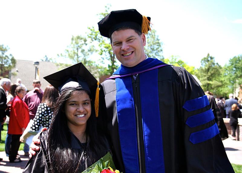 Renija Varghese, Dr. Winslow.