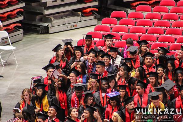 2013 SDSU Graduations