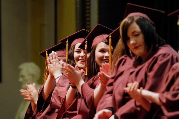 2015 Traverse City High School Commencement