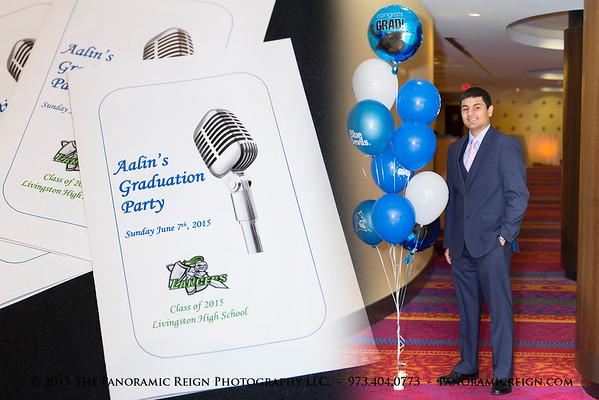 Aalin's Graduation Party