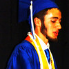 "Debbie Blank | The Herald-Tribune<br /> ""You must stay dedicated to your dreams, for your dreams can take you places you may have never expected to go,"" salutatorian Benjamin Craft told his classmates."