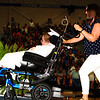 Debbie Blank | The Herald-Tribune<br /> Special needs students Jessica McKittrick (pictured) and Faith Reed were applauded when they came onstage for their diplomas.