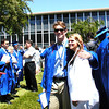 Debbie Blank | The Herald-Tribune<br /> SUNNY SKIES AHEAD: Most graduates were buoyant after commencement.