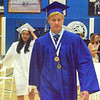 Will Fehlinger | The Herald-Tribune<br /> Students enter the gym for the last time as a group.