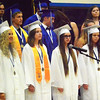 Will Fehlinger | The Herald-Tribune<br /> The Batesville Singers performed songs during the ceremony.