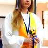 Debbie Blank | The Herald-Tribune<br /> Students had many expressions as they entered the packed gym at 11 a.m. for the 106th Batesville High School commencement.