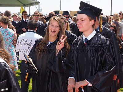 Candid Grad Photos