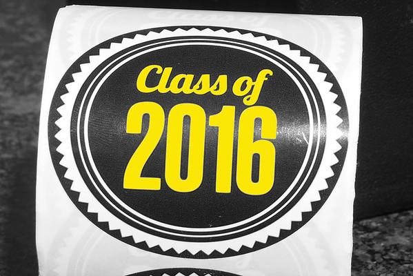 Bishop Kelly Graduation 2016