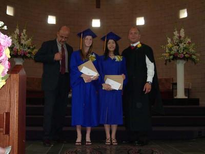 Graduation Mass 2006