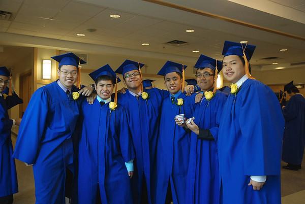 Graduation Mass 2008