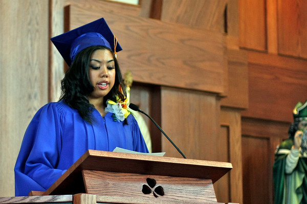 Graduation Mass 2010
