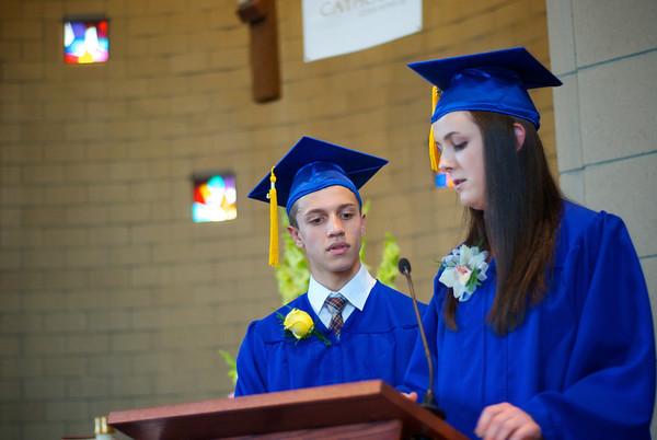 Graduation Mass 2013
