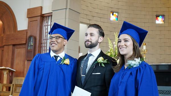 Graduation Mass 2017
