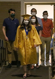Knoch Graduation. Seb Foltz/Butler Eagle