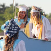 Dracut High graduation. (SUN/Julia Malakie)