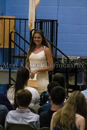 Gaudet 8th Grade Graduation Diploma & Ceremony 2016