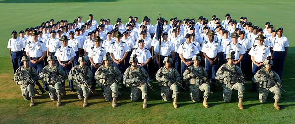 2015 Fort Benning Graduations