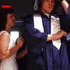 Record-Eagle/Tyler Sipe<br /> Grand Traverse Academy graduation ceremony on Friday evening.