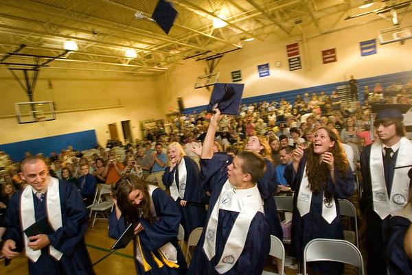 Grand Traverse Academy graduation June 11, 2010