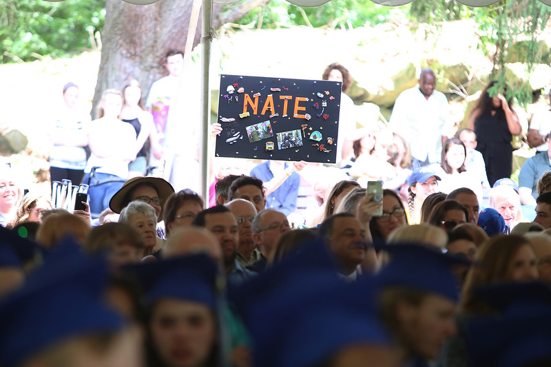 Innovation Academy Charter School graduation. (SUN/Julia Malakie)