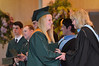 Meghan Ruth Heger receives her diploma at the Lansdale Catholic high school commencement ceremony.   Tuesday, June 3, 2014.  Photo by Geoff Patton