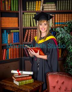 Laura Davies Graduation