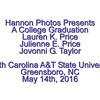 Lauren & Julie's College Graduation Slideshow 5-14-2016